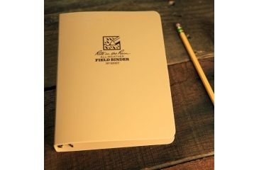 "Rite in the Rain FIELD BINDER - 1/2"" - TAN, Tan, 5 5/8 x 7 1/2 9200T"
