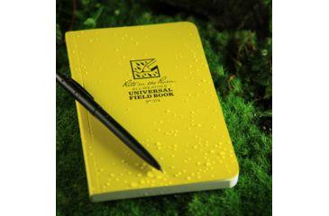Rite in the Rain FIELD FLEX BOUND - UNIVERSAL, Yellow, 4 5/8 x 7 1/4 374