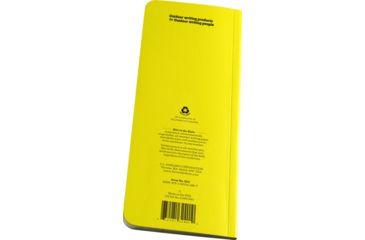 Rite in the Rain FIELD FLEX TALLY, Yellow, 3 1/2 x 8 324
