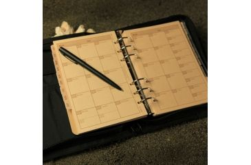 Rite in the Rain FIELD PLANNER - BLACK, Black, 4/5/8 x 7 9255B