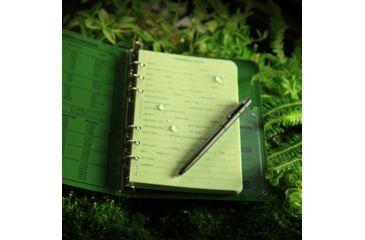 Rite in the Rain LOOSE LEAF - GREEN - PERSONAL DATA, Green, 4 5/8 x 7 942