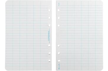 Rite in the Rain LOOSE LEAF - LEVEL, White, 4 5/8 x 7 312
