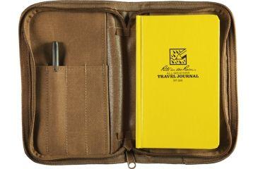 Rite in the Rain TRAVEL JOURNAL KIT, Yellow, 5 x 7 180-KIT