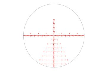 4-Riton Optics X5 Conquer 5-25x50mm MRAD Rifle Scope