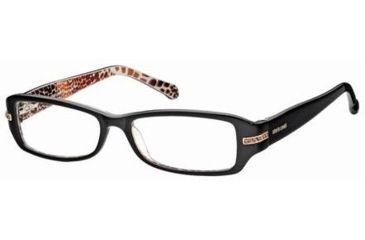 Roberto Cavalli RC0559 Eyeglass Frames - Black Frame Color