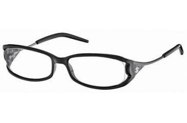 Roberto Cavalli RC0623 Eyeglass Frames - Shiny Black Frame Color