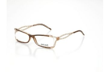 Roberto Cavalli RC0635 Eyeglass Frames - Dark Brown Frame Color