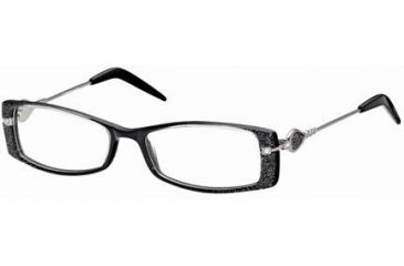 Roberto Cavalli RC0636 Eyeglass Frames - Black Frame Color