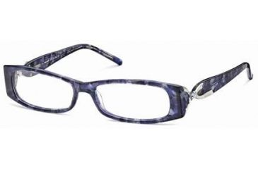 Roberto Cavalli RC0640 Eyeglass Frames - Blue Frame Color
