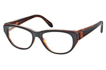 Roberto Cavalli RC0685 Eyeglass Frames - Black Frame Color