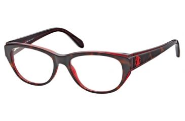 Roberto Cavalli RC0685 Eyeglass Frames - Coloured Havana Frame Color