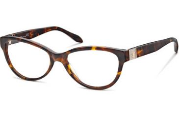 23026bc36d Roberto Cavalli RC0686 Eyeglass Frames - Dark Havana Frame Color