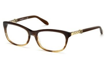 Roberto Cavalli RC0706 Eyeglass Frames - Light Brown Frame Color