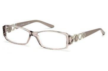Roberto Cavalli RC0709 Eyeglass Frames - Beige Frame Color, Clear Lens Color