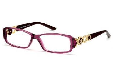 Roberto Cavalli RC0709 Eyeglass Frames - Shiny Violet Frame Color