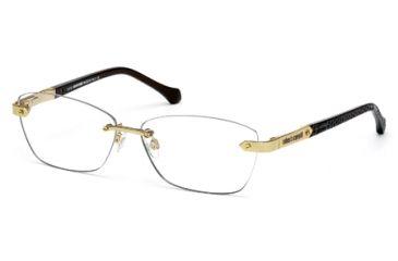 Roberto Cavalli RC0763 Eyeglass Frames - Gold Frame Color