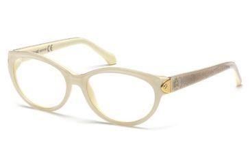 Roberto Cavalli RC0769 Eyeglass Frames - Ivory Frame Color