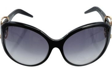 Roberto Cavalli Penelope Sunglasses Black Frame RC395S front