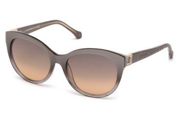 Roberto Cavalli RC798S Sunglasses - Grey Frame Color, Gradient Smoke Lens Color