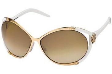 D26: Roberto Cavalli Rx RC369S Sunglasses, White Gold Frame