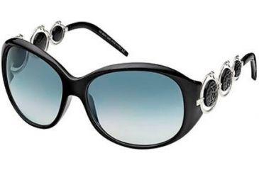 01B: Roberto Cavalli Blenda Shiny Black Frame