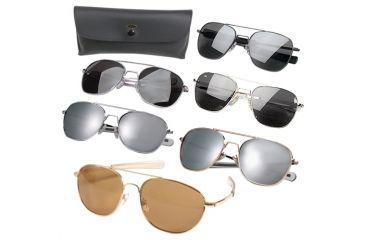 e5d37f946bd66 Rothco G.I. Type Aviator Sunglasses