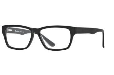 Rough Justice RJ Data Diva SERJ DATA00 Eyeglass Frames - Black SERJ DATA005640 BK