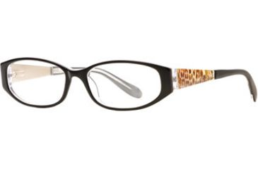 Rough Justice RJ Feisty SERJ FEIS00 Progressive Prescription Eyeglasses - Black Sable SERJ FEIS005135 BK