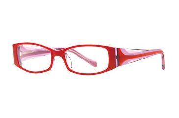 Rough Justice RJ Fling SERJ FLIN00 Progressive Prescription Eyeglasses - Redd Hottie SERJ FLIN005340 RD