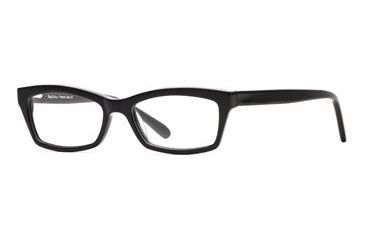 Rough Justice RJ French Kiss SERJ FREN00 Eyeglass Frames - Noir SERJ FREN005135 BK