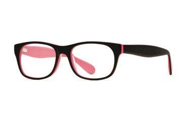 Rough Justice RJ Scandalous SERJ SCAN00 Single Vision Prescription Eyeglasses - Wild Berry SERJ SCAN005040 BUR
