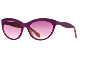 Rough Justice RJ Vicious SERJ VICI06 Progressive Prescription Sunglasses SERJ VICI065730 PU - Lens Diameter 57 mm, Lens Diameter 60 mm, Frame Color Vivid Violet