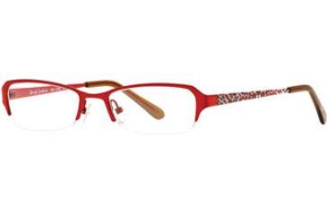 Rough Justice RJ Wild Child SERJ WILD00 Single Vision Prescription Eyeglasses - Beet SERJ WILD005035 BUR