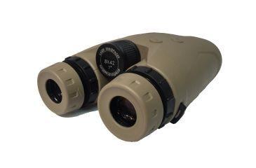 6-Rudolph Optics 8x42 1800M Binocular Rangefinder