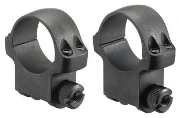 Ruger M77 Scope Ring Set 1 Inch Medium Matte