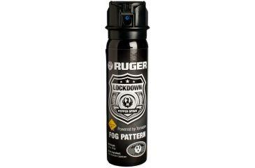 Ruger Pepper Spray Ruger Law Enforcement Flip Top Pepper Spray Stream Net Weight 2.8 Ounce