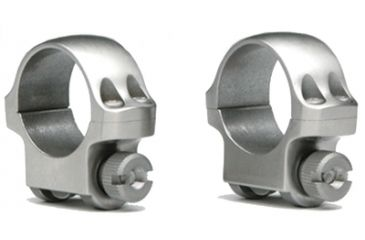 Ruger Scope Ring 3K Low Stainless Steel 90281