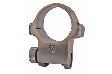 Ruger Scope Ring 5K High Stainless Steel 90283