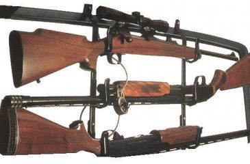 """S A Sports San Angelo 3 Gun Rack Adjusts From 18""""-26"""" 10070"""