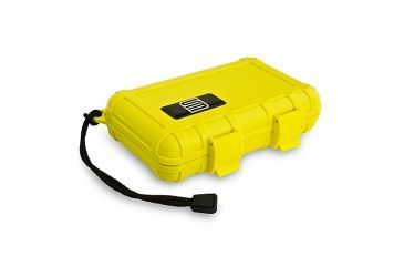 S3 T2000 Dry Protective Case, Yellow Foam Liner T2000-2