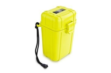 S3 T4000 Dry Protective Case, Yellow Foam Liner T4000-2