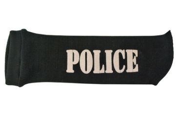 1-Sack Ups Police Series Police Pistol Swat Black 13.5 Inch 944
