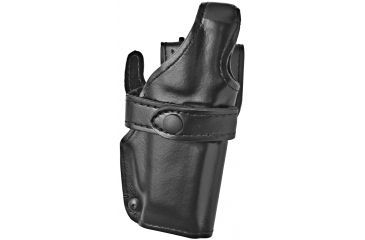 Safariland 070 LV3 Mid Ride Duty Holster, Black, Right Hand - S&W M&P