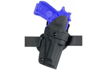 Safariland 0701 Concealment Belt Holster - STX TAC Black, Left Hand 0701-18-132
