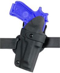 Safariland 0701 Concealment Belt Holster - STX TAC Black, Left Hand 0701-83-132