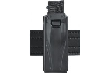 Safariland 176 Extreme Duty Magazine Holder - Plain Black, Ambidextrous