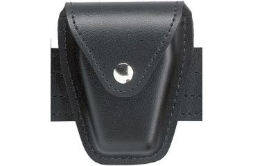 Safariland 190H Handcuff Pouch, Top Flap, for Standard Hinged Handcuffs 190H-49PBL