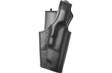 Safariland 200 inTop Gunin Mid-Ride, Level I Retention Holster - Plain Black, Right Hand 200-67-161