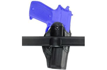 Safariland 27 Inside-the-Pants Holster - Plain Black, Right Hand 27-01-61