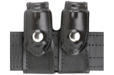 Safariland 370 Speedloader Holder, Split-Six Double, 2.25 370-1-9B